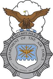 security police shield my usaf experience police the us air force security forces are military police tasked not only