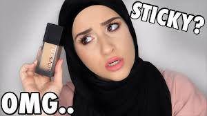 <b>HUDABEAUTY</b> FAUX FILTER FOUNDATION REVIEW | WEAR TEST