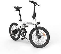 <b>HIMO Z20 Folding Electric</b> Bike with 6 Speed Gear System IPX7 ...