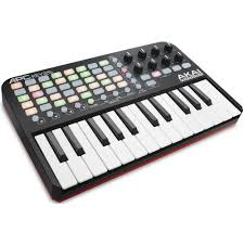 Купить миди <b>клавиатура Akai Pro</b> APC KEY 25 USB недорого ...