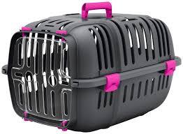<b>FERPLAST Переноска JET 10</b> (без аксессуаров) для кошек и собак