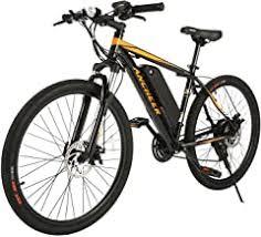electric mountain bike - Amazon.com