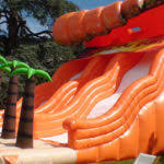 <b>Inflatable</b> Game for <b>Adults</b> and <b>Children</b>   Switch ON