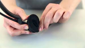 How to change the <b>foam ear cushions</b> on your Jabra BIZ 2300 ...
