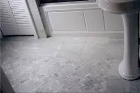 white bathroom floor: image of white bathroom floor tile of the shiny effect