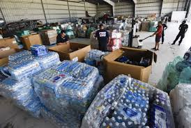 Donations, relief efforts rise up for Hurricane Michael victims