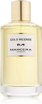 <b>Gold Incense</b> by <b>Mancera</b> Paris Eau de Parfum Spray 120ml ...