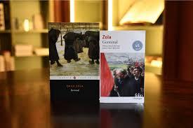Albertine Book Club on Germinal by Émile Zola - ALBERTINE