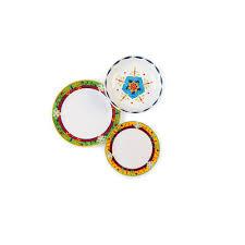 <b>Набор столовой посуды</b> Excelsa Tex-mex 18 предметов 6 персон ...