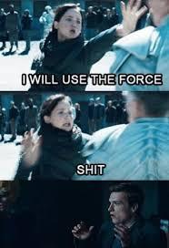 Hunger Games shocked Peeta meme. Peeta's reaction to Katniss ... via Relatably.com