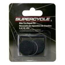 Supercycle <b>Rubber Patch Repair Kit</b> for Bikes Canadian <b>Tire</b>