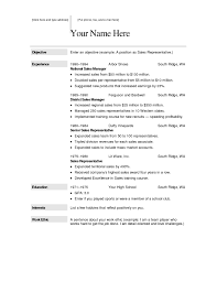 resume templates general template rig manager sample 87 outstanding resume sample templates