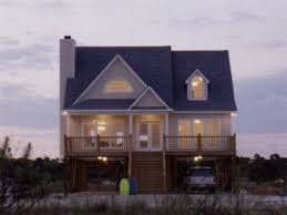 Beach House Plans  amp  Coastal Home Plans   The House Plan ShopBeach House Plan  H