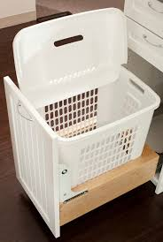 bathroom hampers laundry hampers bathroom midcentury with drawer laundry master