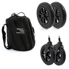 Комплект <b>надувных колёс Valco Baby</b> для колясок Snap 4, Snap ...