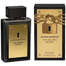 Antonio Banderas The Golden Secret Eau De Toilette ... - Amazon.com