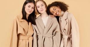 Вещь дня: идеальное <b>пальто</b>-<b>халат</b> на весну от российского ...