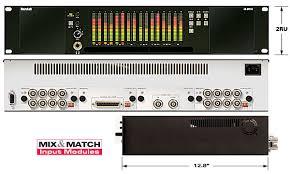 AR-DM22-B 16 Channel Digital Audio Monitor ... - Marshall Electronics