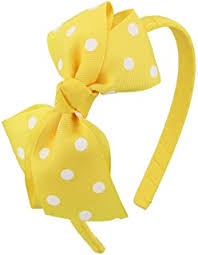 Yellows - Hair Accessories / Accessories: Clothing ... - Amazon.com