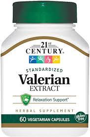 21st Century Valerian Extract Veg Capsules, 60 Count ... - Amazon.com