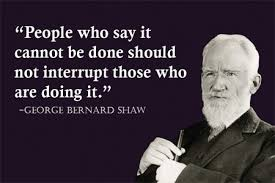 George Bernard Shaw Quotes Unreasonable. QuotesGram via Relatably.com