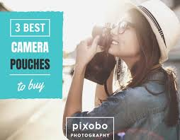 3 Best Camera Pouches for Photographers to Buy - Pixobo ...