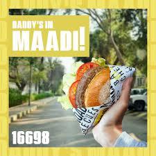 Daddy's <b>Burger</b> - <b>Calling</b> all Maadians, Daddy's got you!... | Facebook