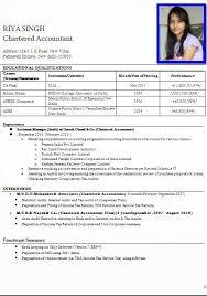 format job specific resume templates