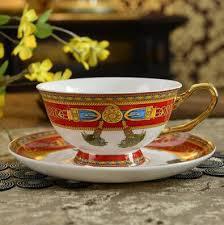 Luxury Drinkware <b>European</b> Ceramic Tea Set <b>Porcelain Coffee</b> Set ...