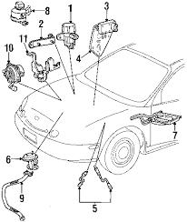 parts com® ford emission system emission components egr valve 2003 ford taurus se comfort v6 3 0 liter gas egr system