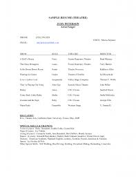 theatre resume template cyberuse theatre resume template acting resumes templates theatre resume tquh8hpe