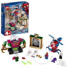 <b>Конструктор LEGO</b> Super <b>Heroes Угрозы</b> Мистерио 76149 ...