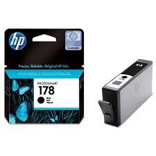 <b>Картридж HP</b> 178, черный, для струйного принтера, оригинал ...