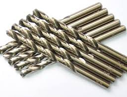 "DRILLFORCE <b>5PCS</b>,21/64"" <b>Inch</b> HSS Jobber <b>Cobalt</b> Twist Drill Bits ..."