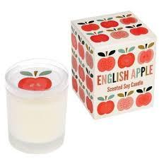 """<b>Свеча</b> в стекле """"Vintage <b>Apple</b>"""" бренда Rex International – купить ..."""