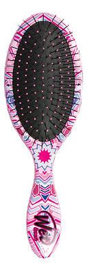 <b>Щетка для спутанных волос</b> Boho Chic Pink Wet Brush — купить ...