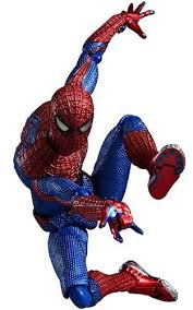 figma Amazing <b>Spider</b>-Man non-scale <b>ABS</b> & PVC painted action ...