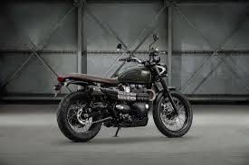 street scrambler triumph motorcycles more capability an all new chassis suspension wheels dual purpose tyres and high level exhaust