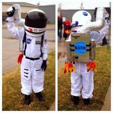 Homemade <b>Astronaut Costume Ideas</b>. | <b>Astronaut costume</b> ...