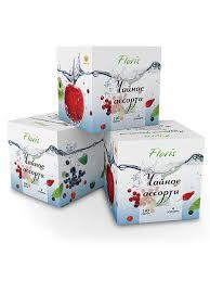"""Floris Чайный <b>набор</b> """"<b>Чайное ассорти</b>"""" 4 вида, 190 гр Floris ..."""