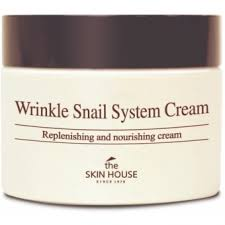 <b>The Skin House</b> Wrinkle Snail System <b>Cream</b>: отзывы, инструкция ...