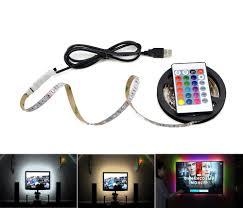 1m 3m <b>5m</b> IP20 3528 SMD <b>DC 5V USB</b> charger power supply LED ...
