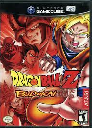 Video game:Nintendo GameCube <b>Dragon Ball Z</b>: Budokai ...