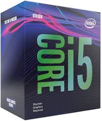 Купить <b>процессор Intel Core</b> i5 - 9400F BOX, LGA 1151v2 в ...