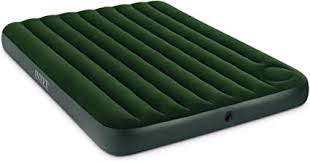 <b>Intex Downy</b> Airbed with Built-in Foot Pump, <b>Queen</b>: Amazon.ca ...