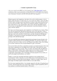 cover letter format for writing an argumentative essay format for    cover letter argumentive essays university students format of an sample persuasive essay ccacafformat for writing an