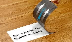 beibehang <b>Self adhesive</b> glue free <b>plastic</b> floor stickers <b>PVC</b> ...