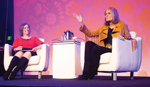 tillie olsen interview org gloria steinem is not giving up her torch thank you very much