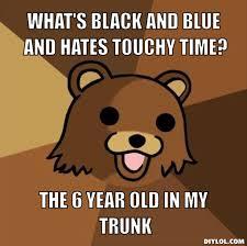 Pedobear Meme Generator - DIY LOL via Relatably.com