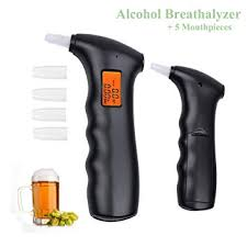Alcohol Breathalyzer Tester <b>Professional Digital Breath</b> Alcohol